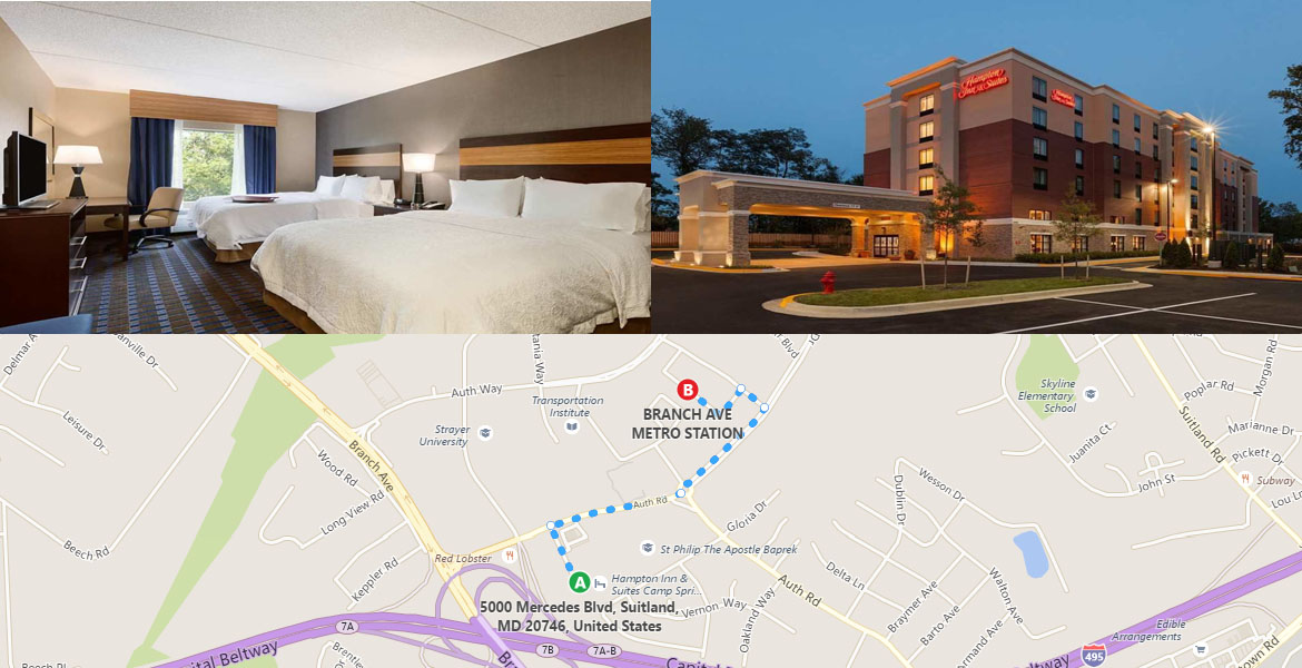 Cheap Hotels In Washington Dc With Indoor Pool