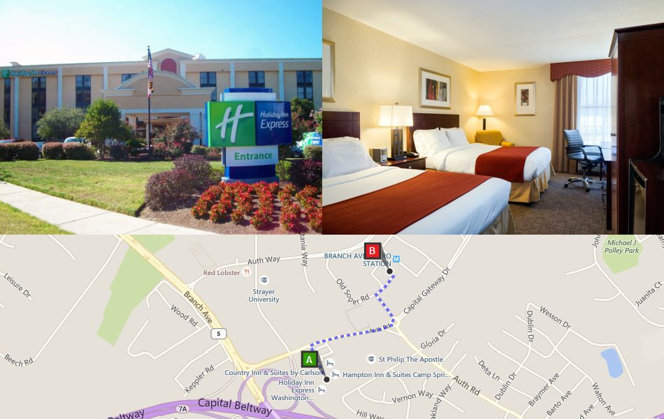 Cheap Hotels In College Park Md