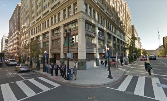 hotel deals near metro center station in washington dc