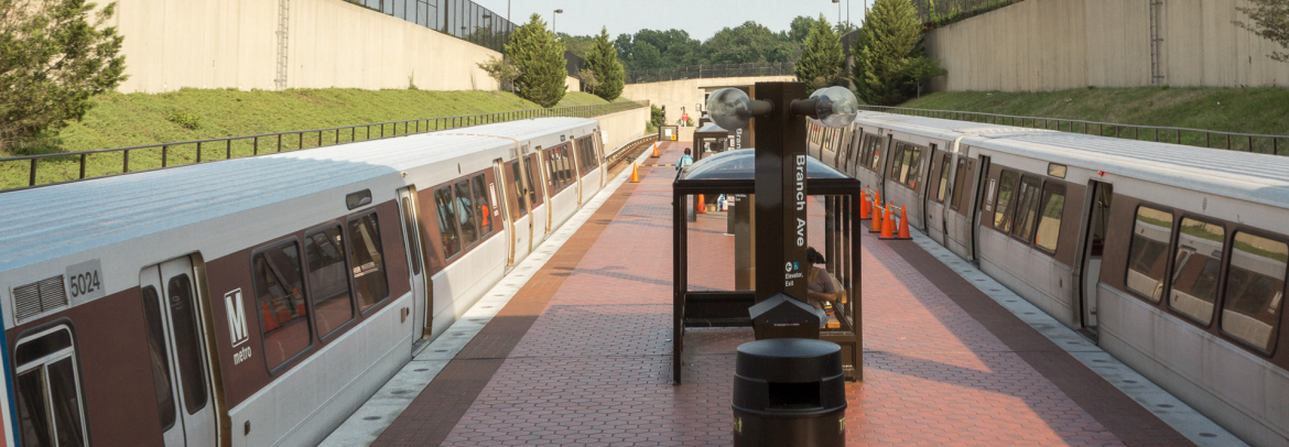 places to stay near the washington dc metro