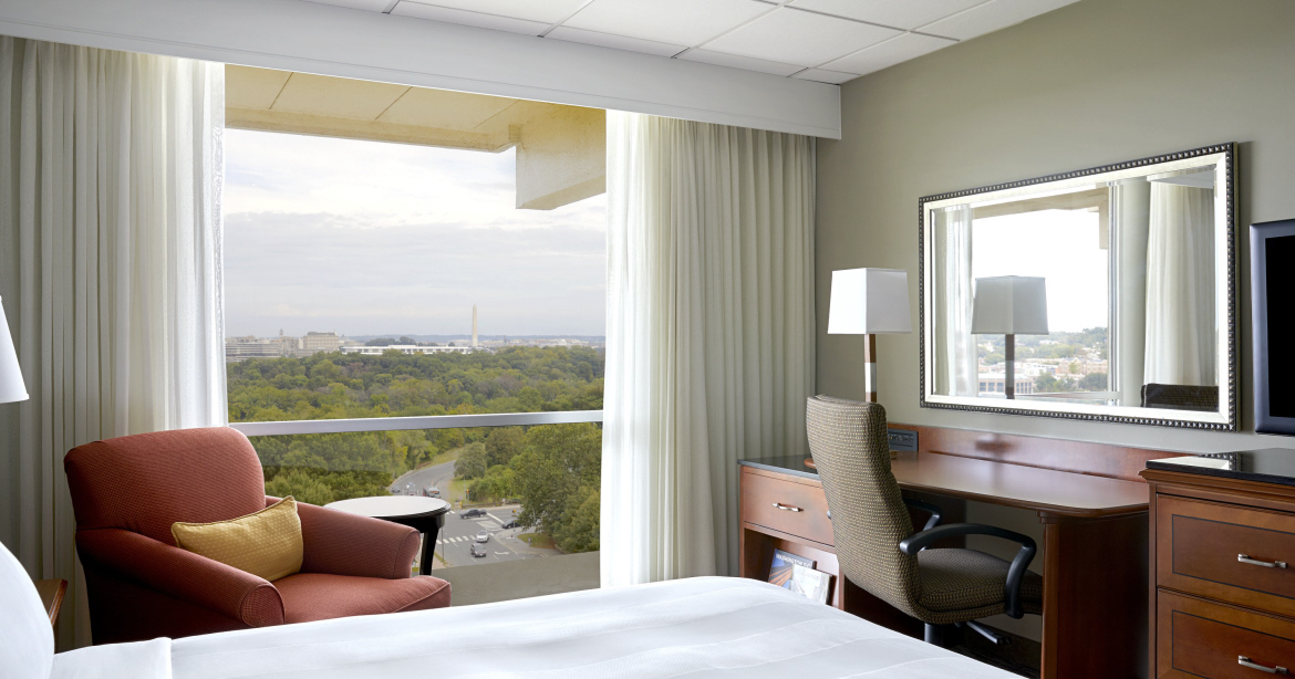 guide to hotels in arlington va