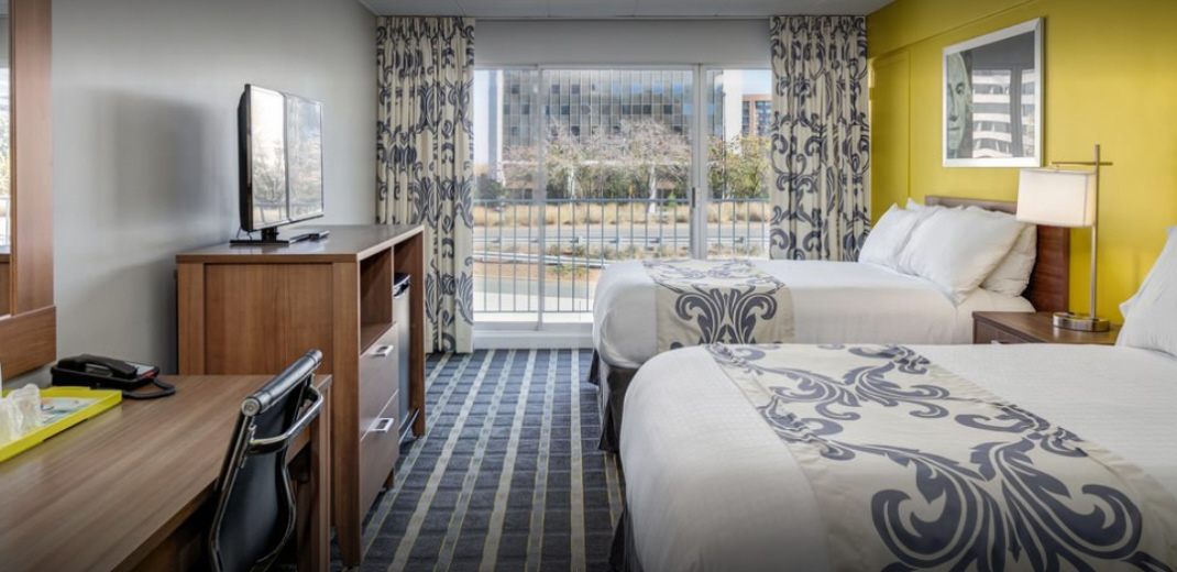 cheap hotels in Arlington, VA