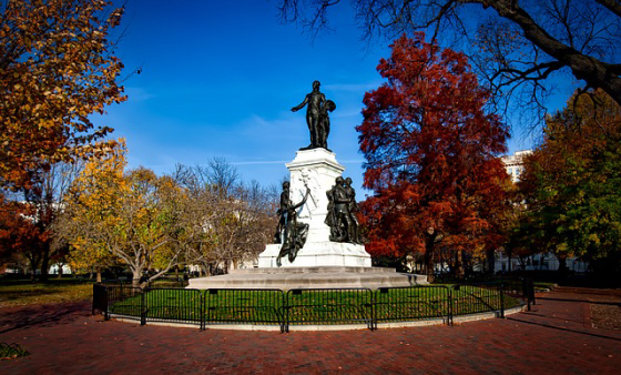 fall washington dc best time to visit